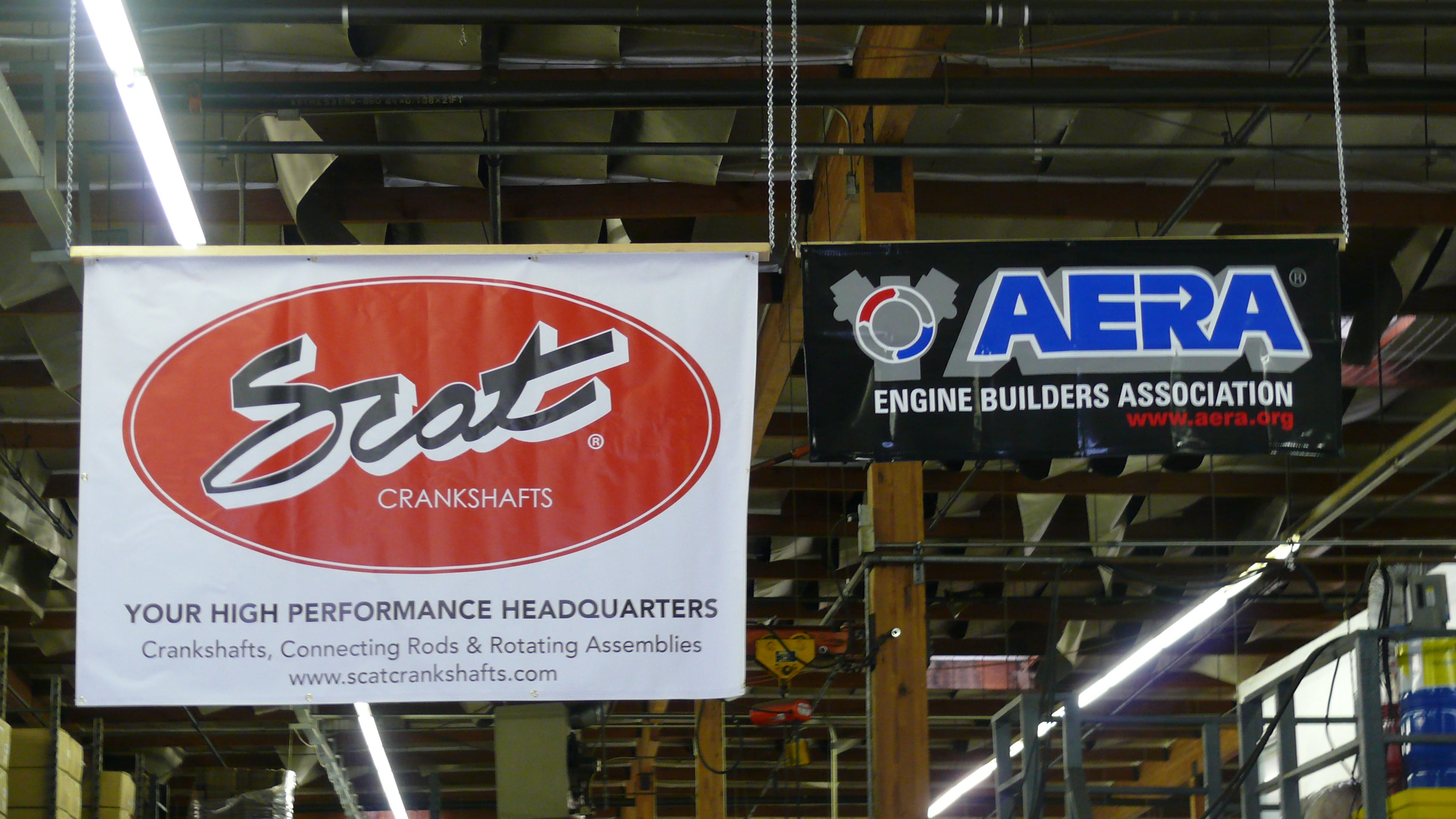 AERA Conference at SCAT Enterprises