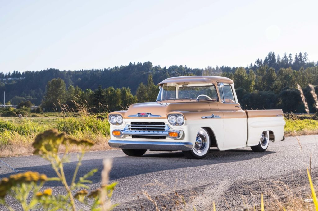 SCAT Crankshafts Featured in Classic Trucks Magazine