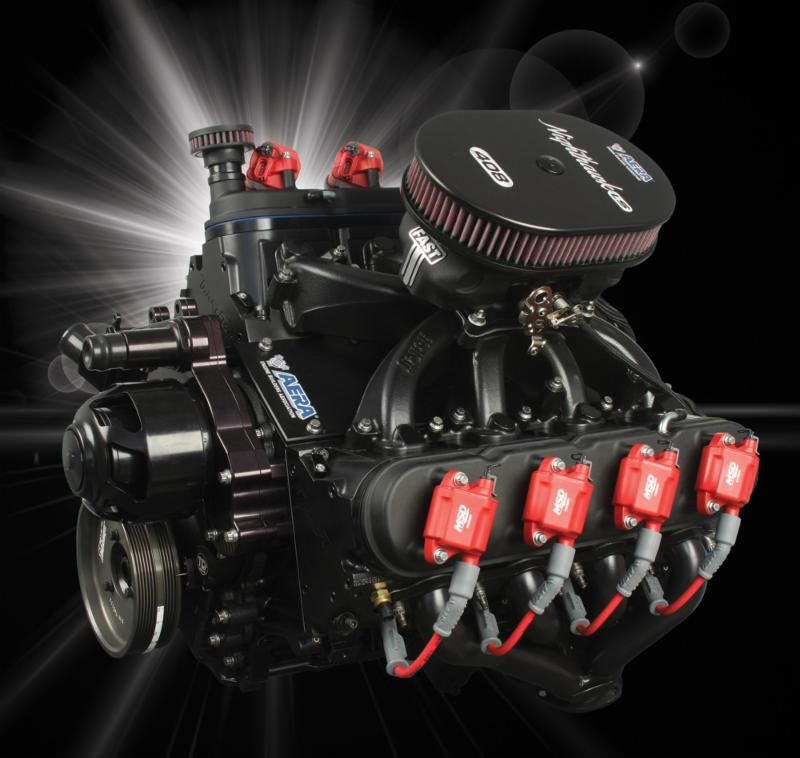 AERA Engine Giveaway at the PRI Show