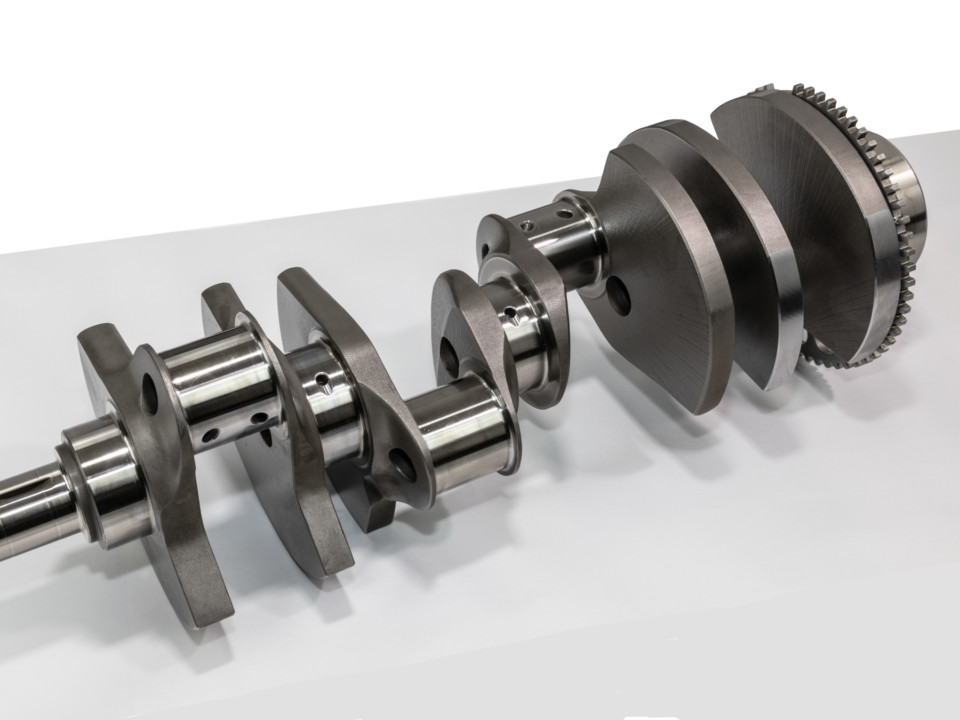 Selecting a Crankshaft for Your Boosted LSX-Based Engine with Chevy Hardcore
