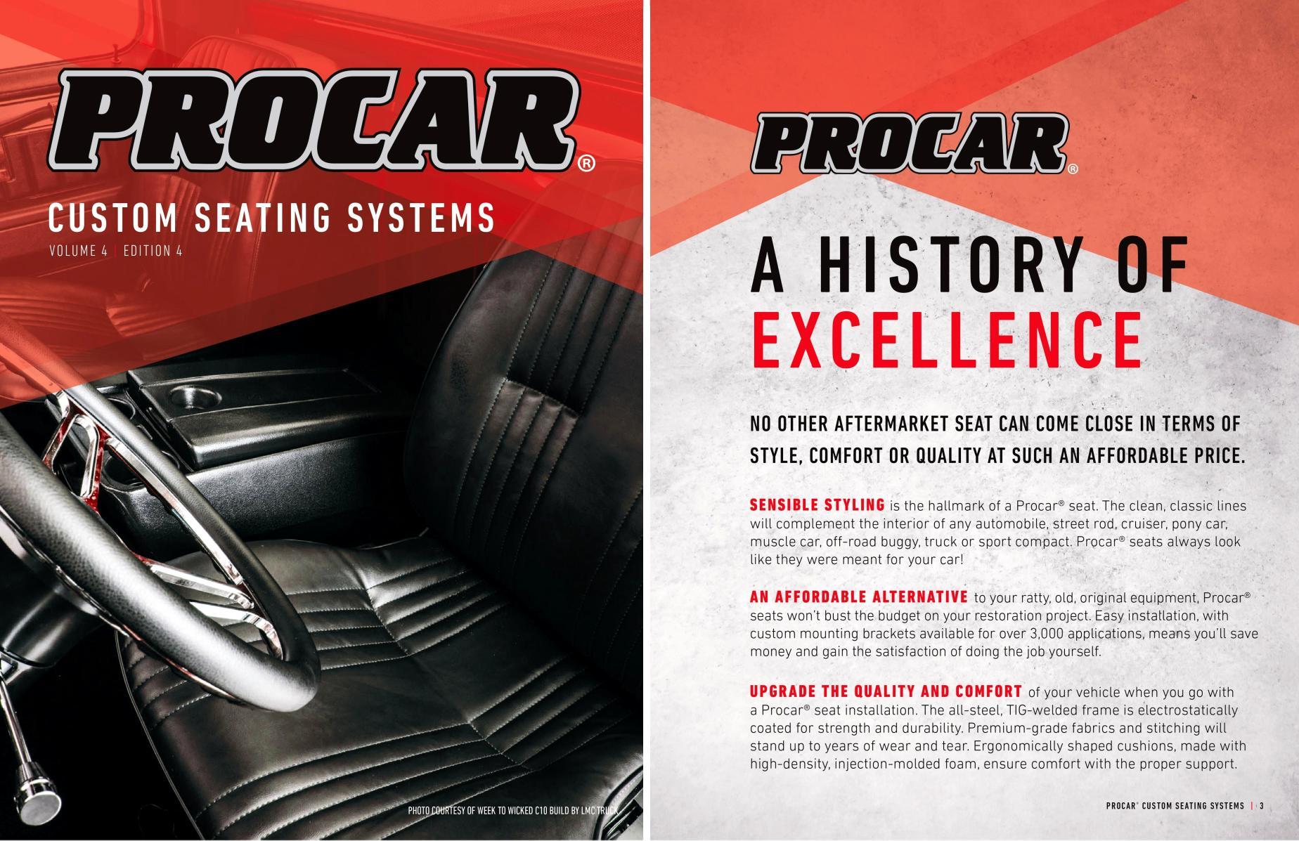 Procar by SCAT Catalog 2021