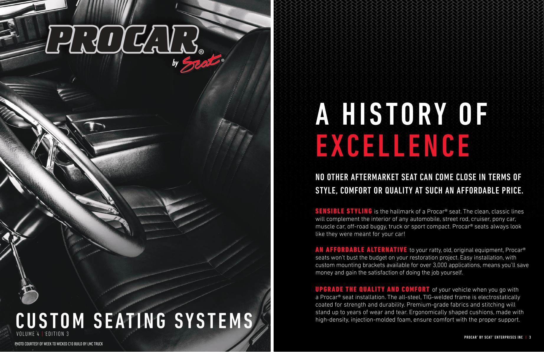 Procar by SCAT Catalog 2019